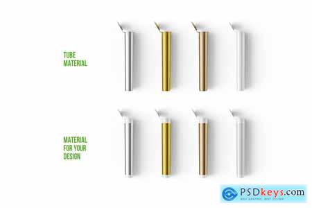 Weed Joint Pre Roll Plastic Tube 5316463